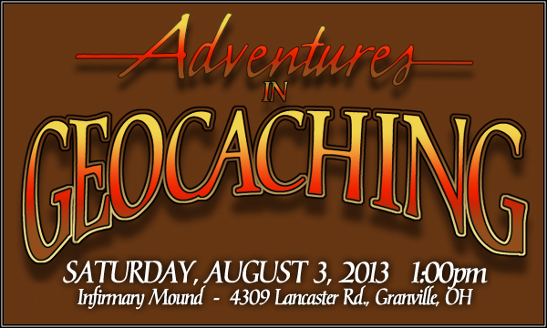 Adventures in Geocaching Event